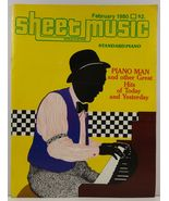 Sheet Music Magazine February 1980 Standard Piano - $3.99
