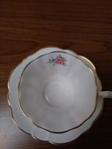 Grosvenor Bone China Teacup And Saucer Set Jackson & Gosling made in England image 6