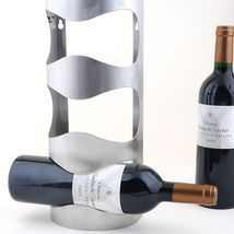 Wine Holder Wine Rack Hanging Fashion Bar Wine Shelf Creative Wine Frame... - $824,57 MXN