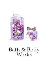 Bath & Body Works French Lavender Hand Soap, Pocketbac & Bow Wrist Band ... - $24.70