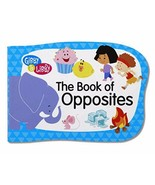 Gibby and Libby The Book of Opposites Board Book by C.R. Gibson Thick Pages - $10.88