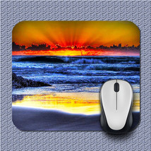 Beach Sun Mouse pad New Inspirated Mouse Mats Ac8 - $6.99