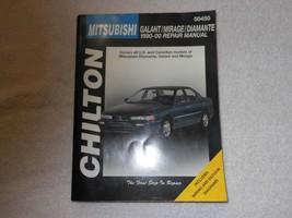 Chilton GALANT/MIRAGE/DIAMANTE 1990-00 Repair Manual - $9.90