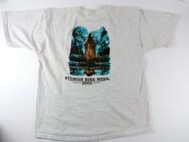 Vintage 2003 Harley Davidson Sturgis Bike Week T-Shirt, 2XL - $14.84