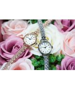 ROSEMONT Birthstone WATCH HYBRID TEA ROSE SERIES RS#45-05MT / 03MT - $629.00