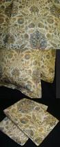 2 Two Euro European Pillow Cover Sham New Ralph Lauren MARRAKESH PAISLEY... - $88.55