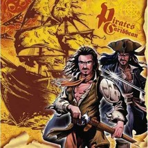 Pirates of the Caribbean 3 Lunch Dinner Napkins 16 Count Birthday Party Supplies - $2.92