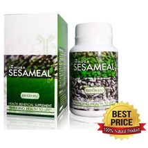 4X Aimmura Sesamin Black Sasame Extract Diet Supplement New Innovation 6... - $170.17
