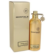 Montale Original Aoud by Montale Eau De Parfum Spray (Unisex) 3.4 oz for Women - $200.95