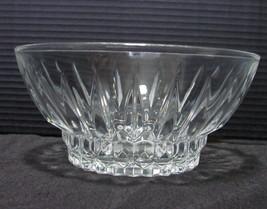 Exquisite Cristal D' Arques,  Vilandry Crystal Glass Bowl- Fruit Bowl  - $19.99