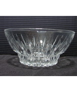 Exquisite Cristal D' Arques,  Vilandry Crystal Glass Bowl- Fruit Bowl  - $19.99