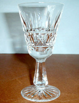 "Waterford Crystal Kylemore Wine Glass 5-1/2"" High - $19.90"