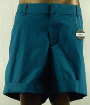 NEW WITH TAG ~ APT.9 BLUE GREEN WOMEN'S SHORTS - SIZE 22W - $12.46