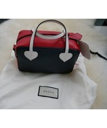 NWT 100% AUTH Gucci Kids Dollar Top Handdle Leather Bag 457230 - $493.02