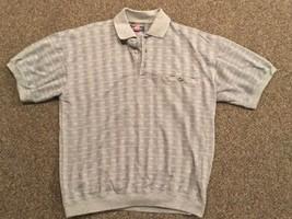 Safe Harbor Men's Polo Shirt, Size M - $9.50
