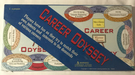 New Career Odyssey (Board Game, 2000) Franklin Learning Systems educational - $18.04