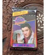 Elvis Presley Collectors Cards With Guitar 12 Cards Per Pack Never Open - $5.52