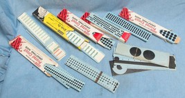 Vintage Lotto Brady Auto Bastone Scrivere Su Etichette & Printed Circuit... - $59.53