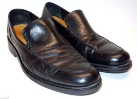 Cole Haan Air Venetian Loafers Black Leather Slip On Casual Dress Shoes ... - $34.99