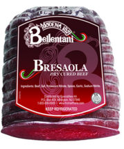 Bresaola dry cured Beef - 2 pieces x 2.2 Lb (4.4 LBS TOTAL) - $158.39
