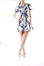 The Fifth Womens Double The Love Dress Open Back Floral Size S BCF64 - $84.14