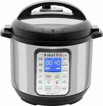 Instant Pot - Smart Wifi 6 Quart Multi-Use Pressure Cooker - Silver - Ne... - $203.93
