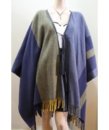 New AUTHENTIC HERMES limited edition Casaque Poncho - $1,200.00