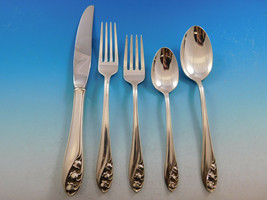 Lily of the Valley by Gorham Sterling Silver Flatware Set for 8 Service 40 pcs - $1,895.00