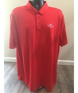 NIKE VICTORY SOLID DRI-FIT CLOSEOUT MEN'S SZ 2XL POLO UNIVERSAL PICTURES... - $9.99