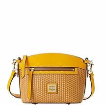 Dooney & Bourke Beacon Domed Crossbody Dandelion