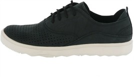 Merrell Nubuck Lace-Up Sneakers Around Town City Lace Black 5M NEW A303713 - $51.46
