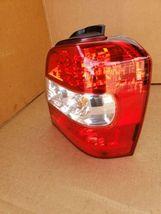 06-07 Toyota Highlander Hybrid LED Tail Light Lamp Passenger Right - RH image 3