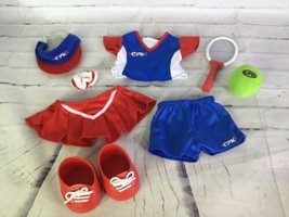 """2005 Cabbage Patch Kids Tennis Fun Outfit Fashion for 16"""" CPK Doll & Accessories - $49.49"""