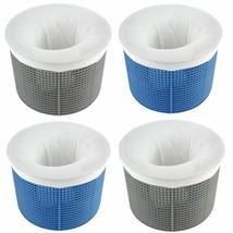 Aquatix Pro Pool Skimmer Socks 10Pc Large Premium Filter Saver Socks, Ul... - $10.39