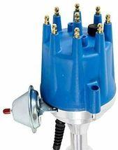 Ford SB Windsor Pro Series R2R Distributor 289/302W, V8 8.0mm Spark Plug Kit image 3