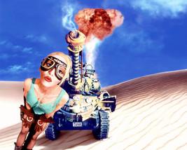 Lori Petty Tank Girl Rare Art 16X20 Canvas Giclee - $69.99
