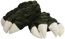 Toy Vault Godzilla Feet Plush Slippers - $56.94