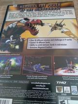 Sony PS2 Power Rangers: Dino Thunder (no manual) image 2