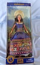 Princess of the Incas Disney 2000 Dolls of the World No 28373 Mattel COA... - $42.00