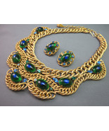VTG Brania Bib Necklace Mimi Di N Collar Parue ... - $692.99