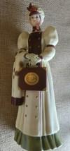 "AVON ~ 2006 ~ Mrs. P.F.E. Albee 10"" Tall ~ Full Size Porcelain Figurine - £42.31 GBP"