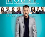 HOUSE-SEASON 6 (BLU RAY/5DISCS/WS) Blu-Ray - (Brand New)