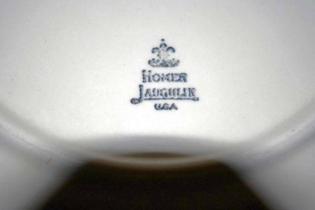 """Homer Laughlin Sturbridge Dinner Plate 10"""" image 2"""