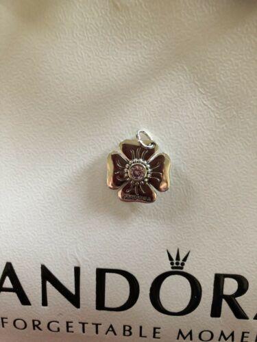 Authentic Pandora Daisy Clasp Opener Pink Cz 890000pcz