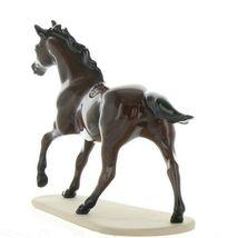 Hagen Renaker Miniature Horse Thoroughbred Seabiscuit Ceramic Figurine Boxed image 6