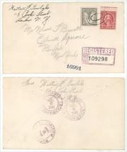 Dec 9 1930 Buffalo NY Ellicott Square Building Registered Cover! Sq Bldg - $4.94