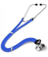 Stethoscope Sprague Rappaport Royal Blue Dual Tube 122 Prestige Medical ... - $17.61
