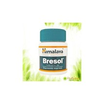 BRESOL Tablets Allergic Bronchitis Allergy Rhinitis 60 Himalaya Herbal N... - $20.77