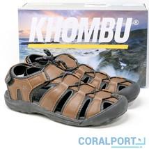 Khombu Men's Active Sandal Travis, Brown, Various Sizes & Condition - $18.62 CAD+