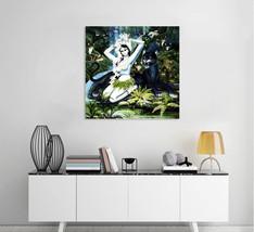 3D Schönheit, Tier 3653 Wandbild Fototapete BildTapete Familie AJSTOREDE - $36.55+
